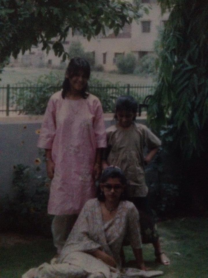 delhi sisters
